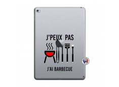 Coque iPad AIR 2 Je Peux Pas J Ai Barbecue