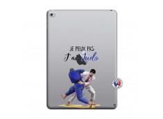 Coque iPad AIR 2 Je peux pas j'ai Judo