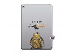 Coque iPad AIR 2 Je Peux Pas J Ai Rando