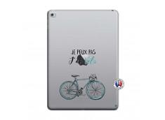Coque iPad AIR 2 Je Peux Pas J Ai Velo