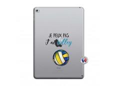 Coque iPad AIR 2 Je Peux Pas J Ai Volley
