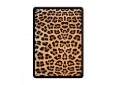 Coque iPad AIR 2 Leopard Style Noir