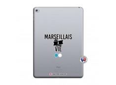 Coque iPad AIR 2 Marseillais à Vie