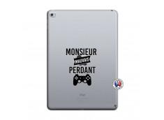 Coque iPad AIR 2 Monsieur Mauvais Perdant