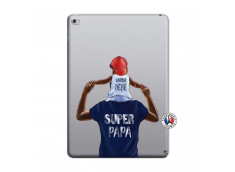 Coque iPad AIR 2 Papa Super Heros