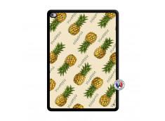 Coque iPad AIR 2 Sorbet Ananas Noir