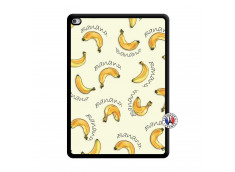 Coque iPad AIR 2 Sorbet Banana Split Noir