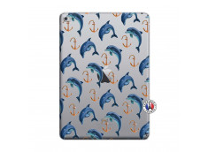 Coque iPad AIR 2 Dauphins