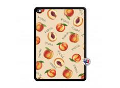 Coque iPad AIR 2 Sorbet Pêche Noir