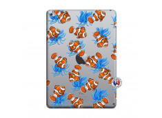Coque iPad AIR 2 Poisson Clown