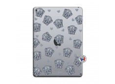 Coque iPad AIR 2 Petits Elephants
