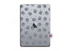 Coque iPad AIR 2 Petits Hippos
