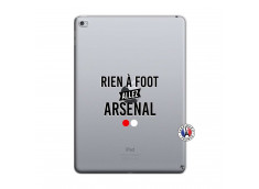 Coque iPad AIR 2 Rien A Foot Allez Arsenal