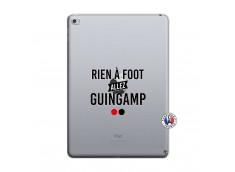 Coque iPad AIR 2 Rien A Foot Allez Guingamp