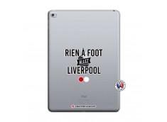 Coque iPad AIR 2 Rien A Foot Allez Liverpool