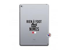 Coque iPad AIR 2 Rien A Foot Allez Nimes