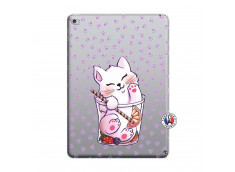 Coque iPad AIR 2 Smoothie Cat