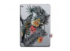 Coque iPad AIR 2 Leopard Tree