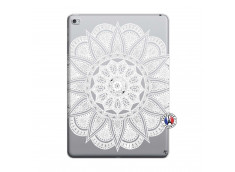 Coque iPad AIR 2 White Mandala