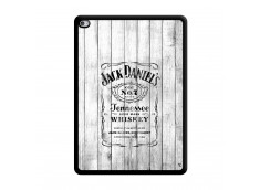 Coque iPad AIR 2 White Old Jack Noir
