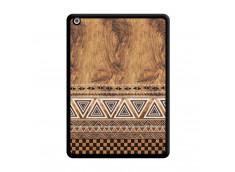 Coque iPad AIR Aztec Deco Noir