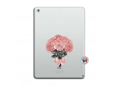 Coque iPad AIR Bouquet de Roses