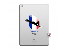 Coque iPad AIR Coupe du Monde de Rugby-France
