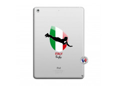 Coque iPad AIR Coupe du Monde Rugby-Italy