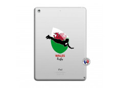 Coque iPad AIR Coupe du Monde Rugby-Walles