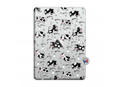 Coque iPad AIR Cow Pattern