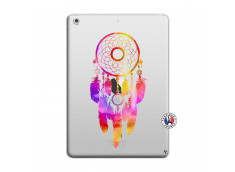 Coque iPad AIR Dreamcatcher Rainbow Feathers