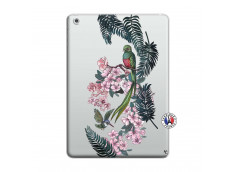 Coque iPad AIR Flower Birds