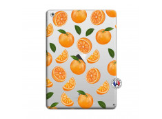 Coque iPad AIR Orange Gina