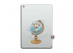 Coque iPad AIR Globe Trotter