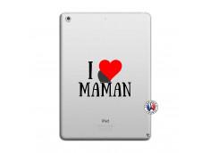 Coque iPad AIR I Love Maman