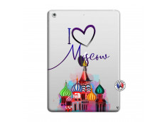 Coque iPad AIR I Love Moscow