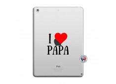 Coque iPad AIR I Love Papa