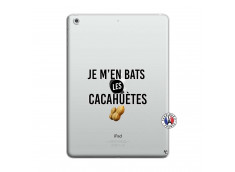 Coque iPad AIR Je M En Bas Les Cacahuetes