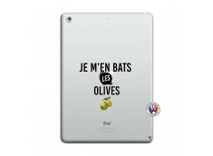 Coque iPad AIR Je M En Bas Les Olives