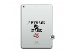 Coque iPad AIR Je M En Bas Les Steaks