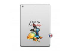 Coque iPad AIR Je Peux Pas J Ai Bricolage