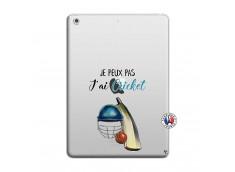 Coque iPad AIR Je peux pas j'ai cricket