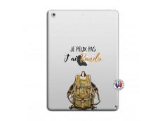 Coque iPad AIR Je Peux Pas J Ai Rando