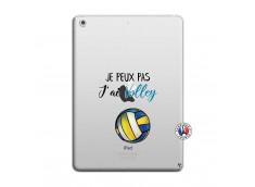 Coque iPad AIR Je Peux Pas J Ai Volley