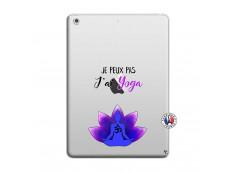 Coque iPad AIR Je Peux Pas J Ai Yoga