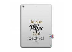 Coque iPad AIR Je Suis Un Papa Qui Dechire