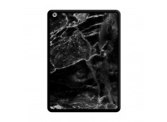 Coque iPad AIR Black Marble Noir