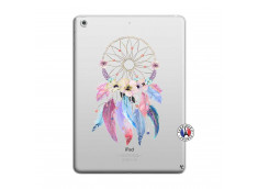 Coque iPad AIR Multicolor Watercolor Floral Dreamcatcher