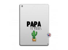 Coque iPad AIR Papa Tu Piques