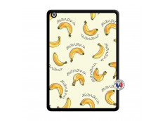 Coque iPad AIR Sorbet Banana Split Noir